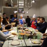 Evento Fight eat Club_cena sfida a milano_social EATING a milano
