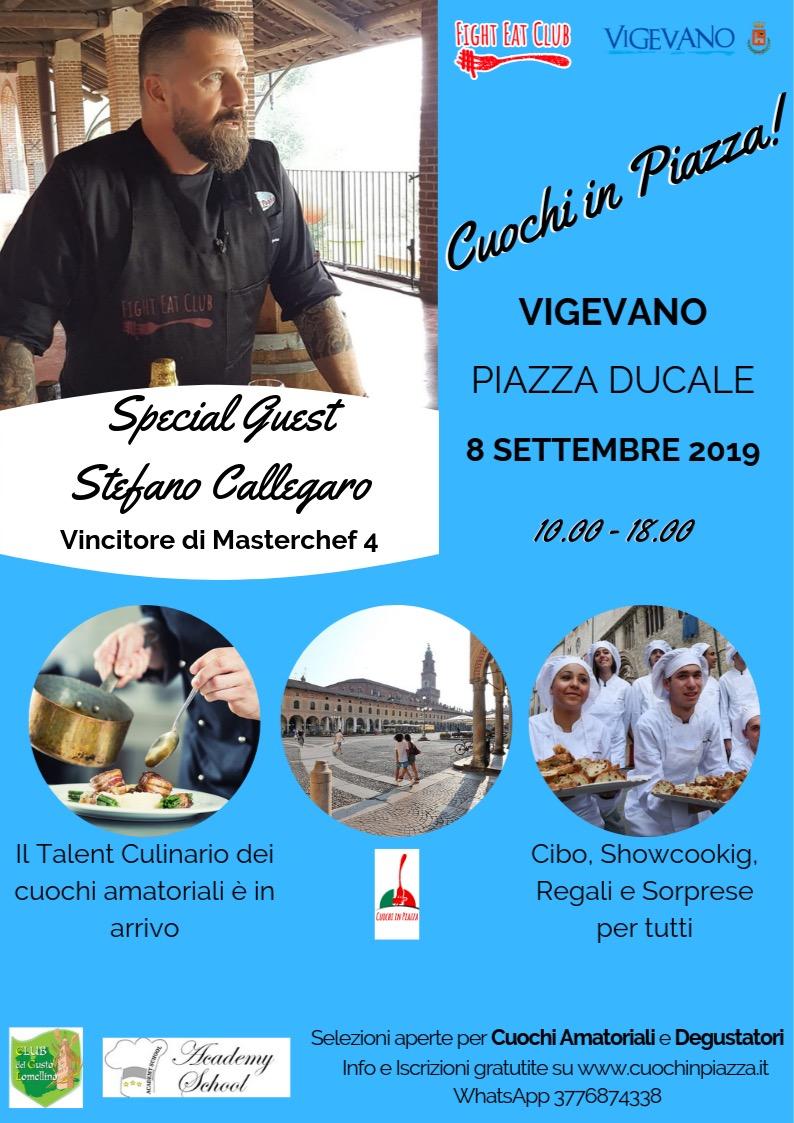 Fight eat club e Cuochi in Piazza_Vigevano_8 settembre 2019_