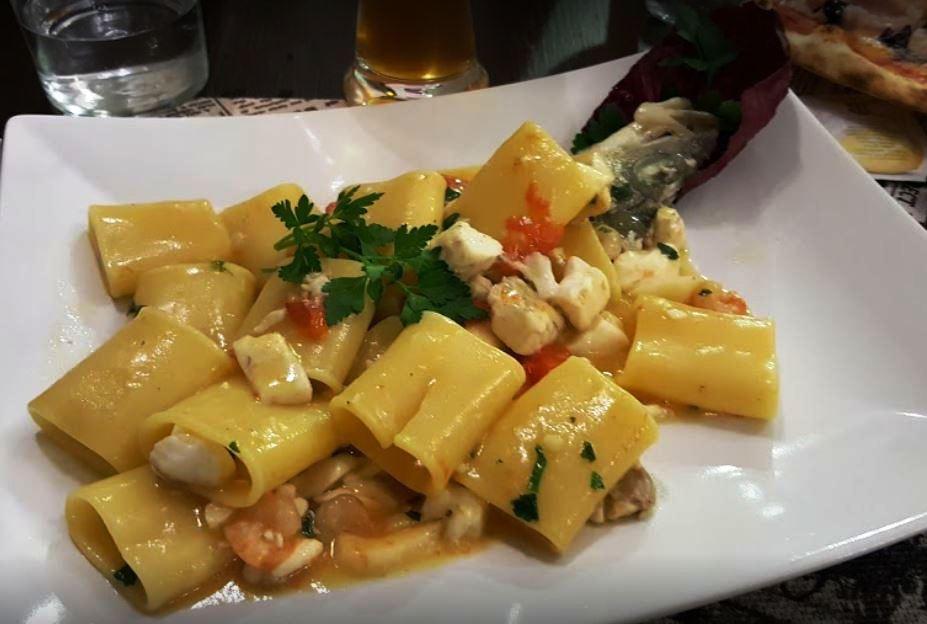 paccheri del posto-giusto-fight-eat-club-evento-sfida-al-ristorante