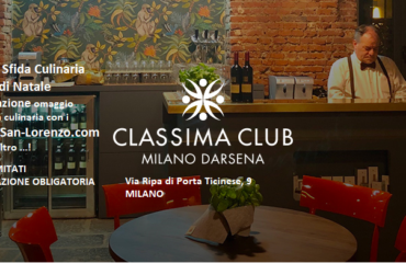 Evento-Classima Club per - san-lorenzo-food&beverage-fight eat club