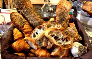 corso di cucina sul pane