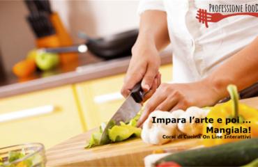 corsi di cucina on line di professione food